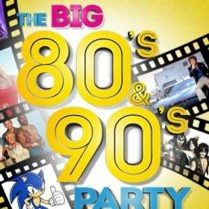 The BIG 80's en 90's Party
