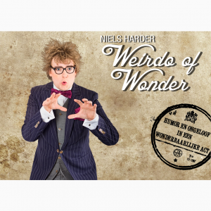 Weirdo of Wonder boeken