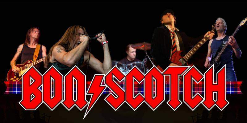 Bon Scotch (AC/DC Tribute)