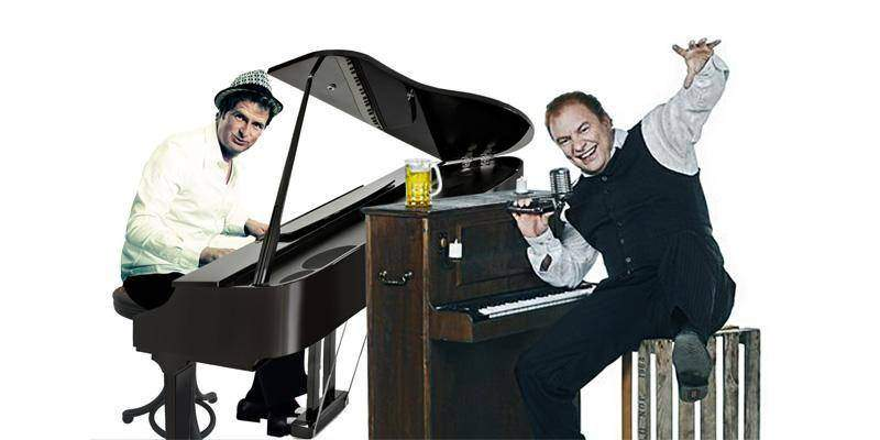 Crazy Piano Men