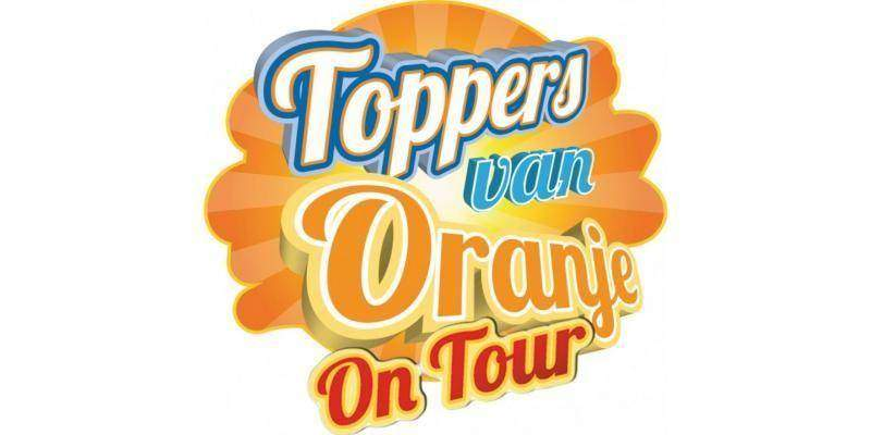 Toppers van Oranje on tour